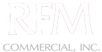 RFM Commercial Logo